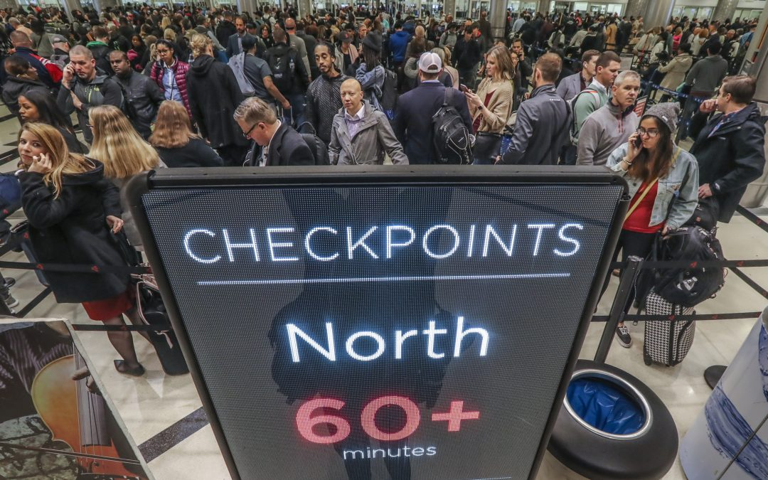 The No-Blame Game: 4 Tips for Airport Spokespeople During the Government Shutdown