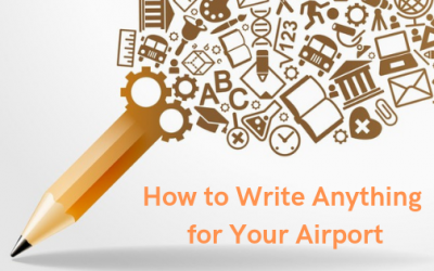 How to Write Anything for Your Airport